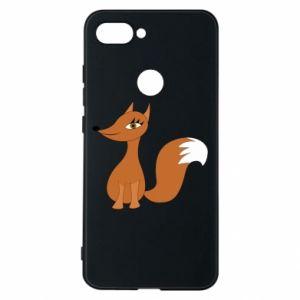 Etui na Xiaomi Mi8 Lite Small fox