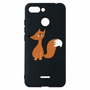 Etui na Xiaomi Redmi 6 Small fox