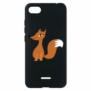 Etui na Xiaomi Redmi 6A Small fox