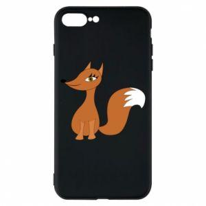Etui na iPhone 8 Plus Small fox