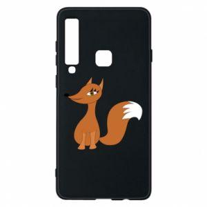 Etui na Samsung A9 2018 Small fox