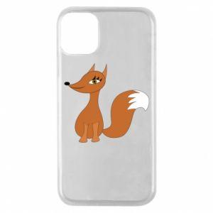 Etui na iPhone 11 Pro Small fox