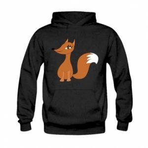 Bluza z kapturem dziecięca Small fox