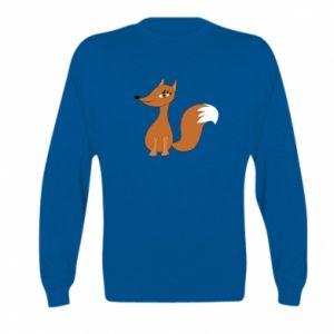 Bluza dziecięca Small fox