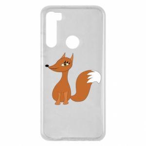 Etui na Xiaomi Redmi Note 8 Small fox