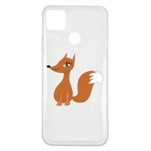 Etui na Xiaomi Redmi 9c Small fox