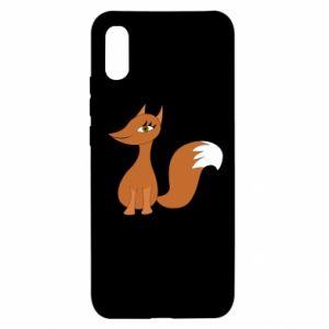 Etui na Xiaomi Redmi 9a Small fox