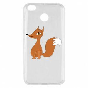 Etui na Xiaomi Redmi 4X Small fox