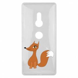 Etui na Sony Xperia XZ2 Small fox