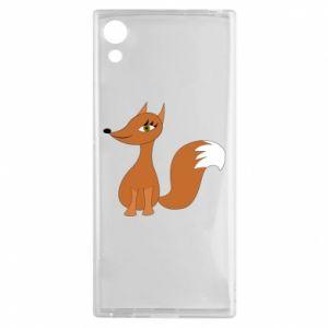 Etui na Sony Xperia XA1 Small fox
