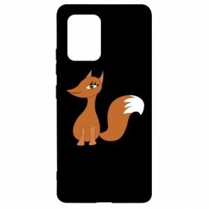 Etui na Samsung S10 Lite Small fox