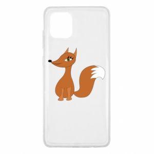 Etui na Samsung Note 10 Lite Small fox