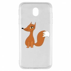 Etui na Samsung J7 2017 Small fox