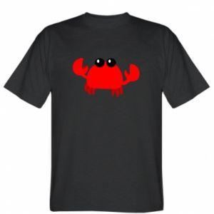Koszulka męska Small pink crab