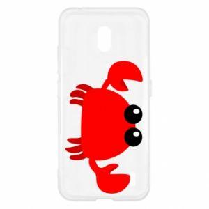 Etui na Nokia 2.2 Small pink crab