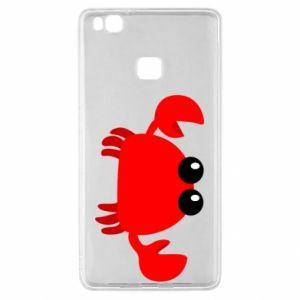 Etui na Huawei P9 Lite Small pink crab