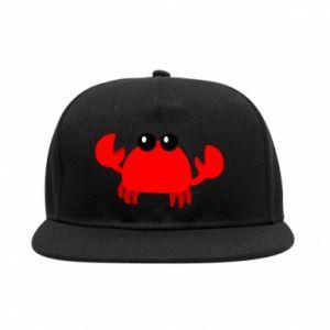 Snapback Small pink crab