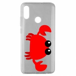 Etui na Huawei Honor 10 Lite Small pink crab