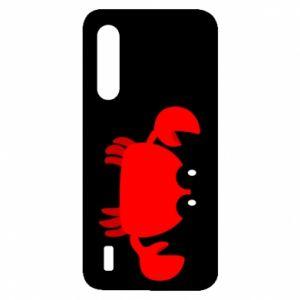 Etui na Xiaomi Mi9 Lite Small pink crab