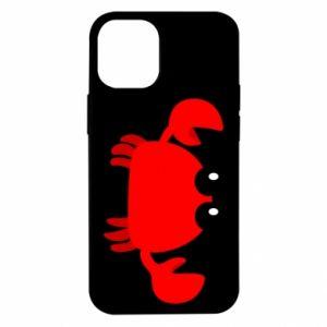 Etui na iPhone 12 Mini Small pink crab