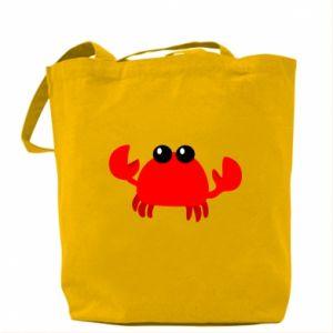 Torba Small pink crab