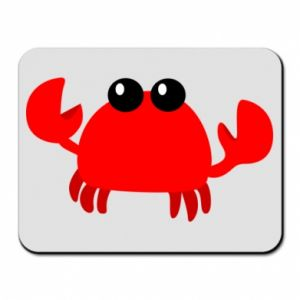 Podkładka pod mysz Small pink crab