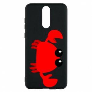 Etui na Huawei Mate 10 Lite Small pink crab