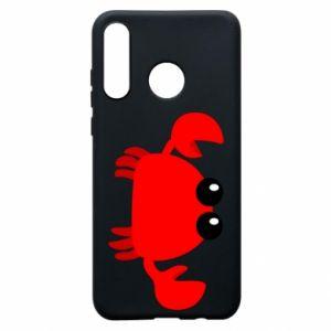 Etui na Huawei P30 Lite Small pink crab