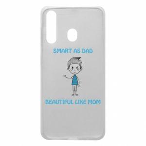 Etui na Samsung A60 Smart as dad - PrintSalon