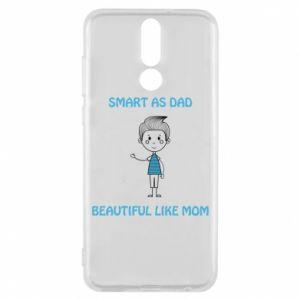 Etui na Huawei Mate 10 Lite Smart as dad - PrintSalon