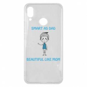 Etui na Huawei P Smart Plus Smart as dad - PrintSalon