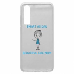 Etui na Huawei P30 Smart as dad - PrintSalon