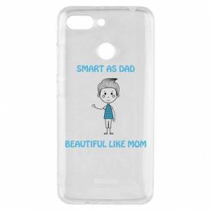 Etui na Xiaomi Redmi 6 Smart as dad - PrintSalon