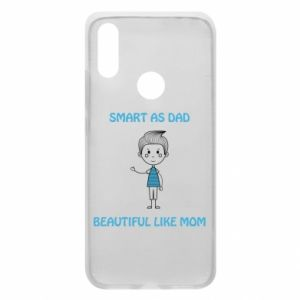 Etui na Xiaomi Redmi 7 Smart as dad - PrintSalon