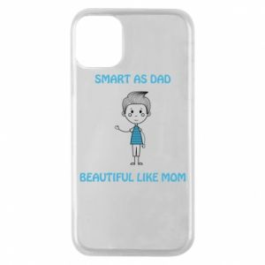 iPhone 11 Pro Case Smart as dad