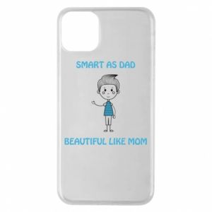 iPhone 11 Pro Max Case Smart as dad
