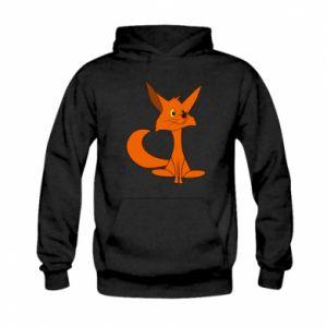 Bluza z kapturem dziecięca Smart Fox