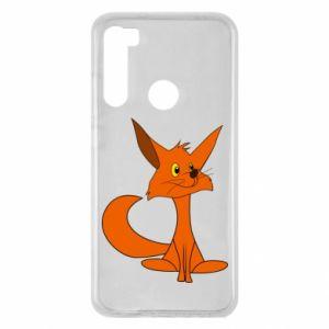 Etui na Xiaomi Redmi Note 8 Smart Fox