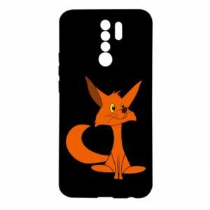 Etui na Xiaomi Redmi 9 Smart Fox