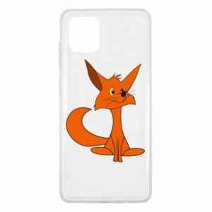 Etui na Samsung Note 10 Lite Smart Fox