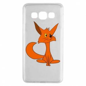 Etui na Samsung A3 2015 Smart Fox