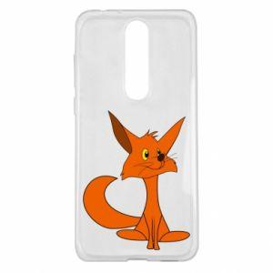 Etui na Nokia 5.1 Plus Smart Fox