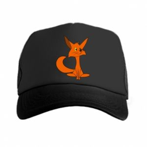 Trucker hat Smart Fox