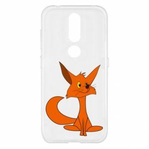 Etui na Nokia 4.2 Smart Fox