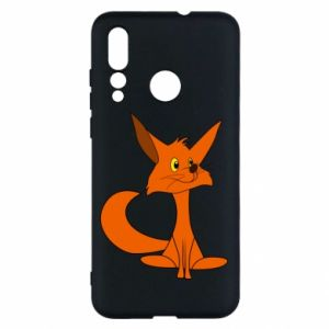 Etui na Huawei Nova 4 Smart Fox