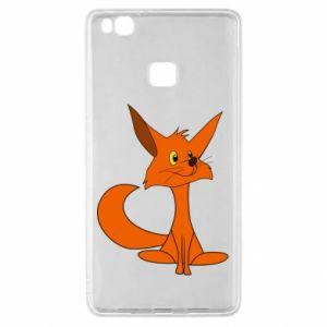 Etui na Huawei P9 Lite Smart Fox