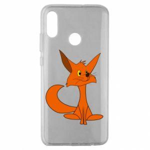 Etui na Huawei Honor 10 Lite Smart Fox