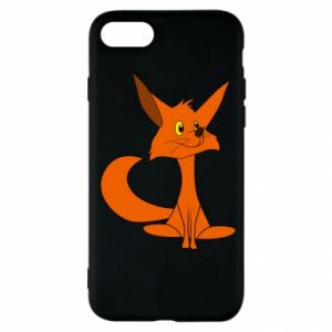 Etui na iPhone SE 2020 Smart Fox