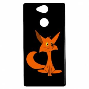 Etui na Sony Xperia XA2 Smart Fox