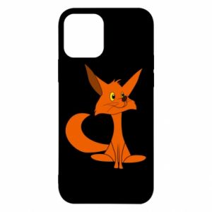 Etui na iPhone 12/12 Pro Smart Fox